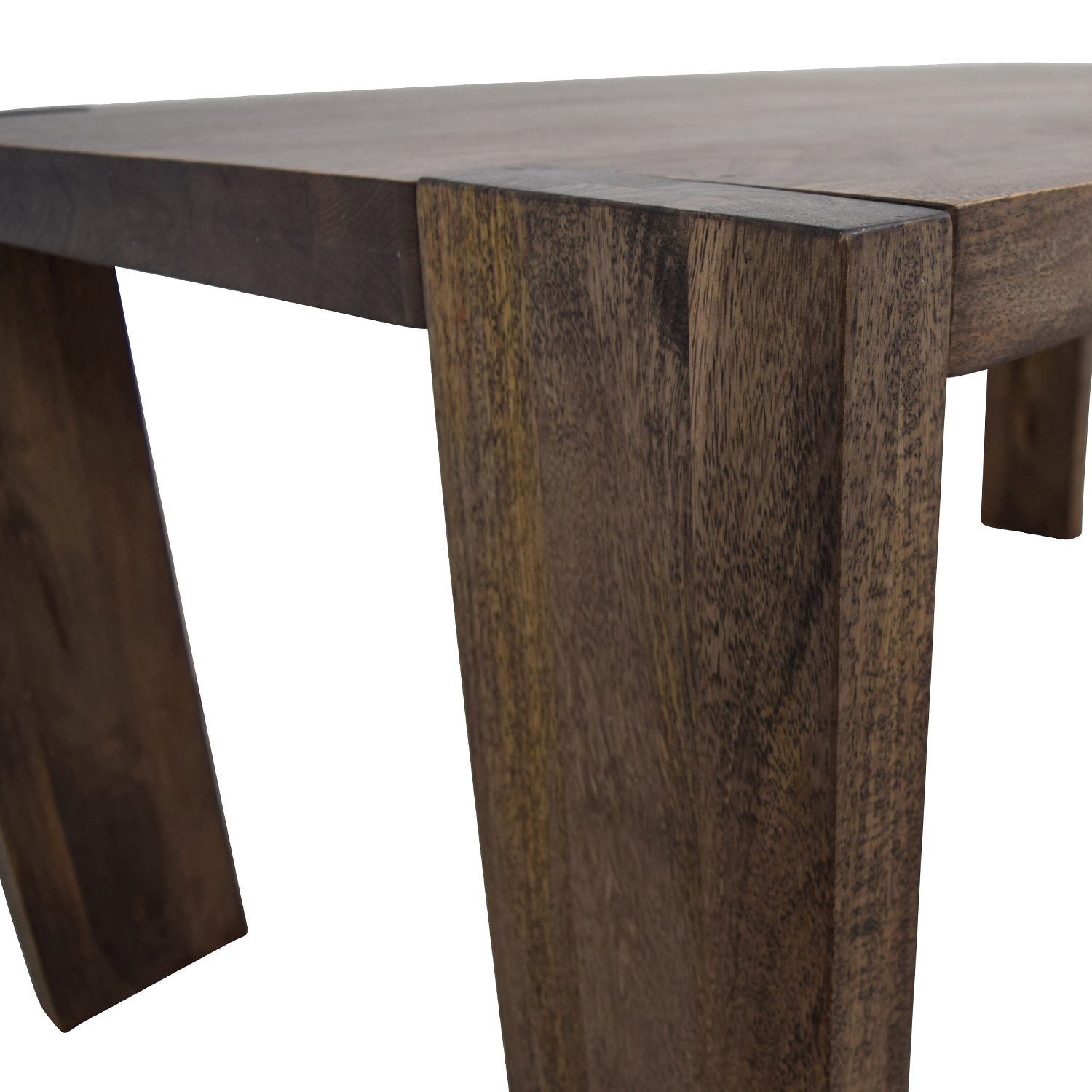 38% OFF CB2 CB2 Blox Dining Table Tables
