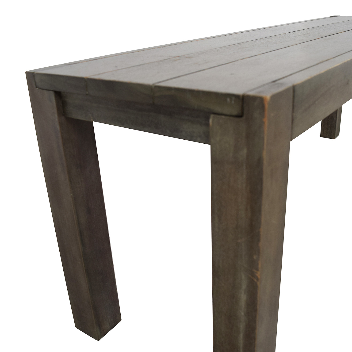 CB2 CB2 Matera Dining Bench for sale