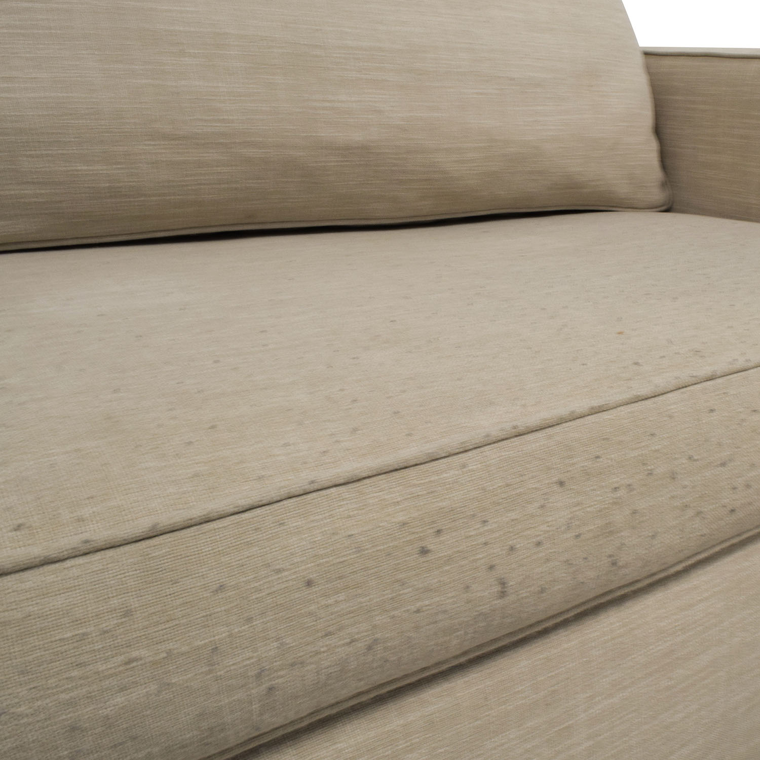 West Elm West Elm Henry Beige Sofa price