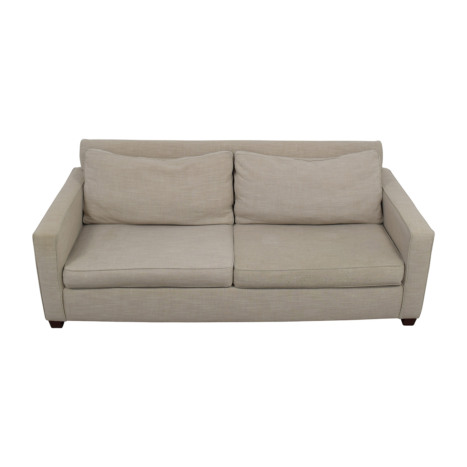 West Elm West Elm Henry Beige Sofa used