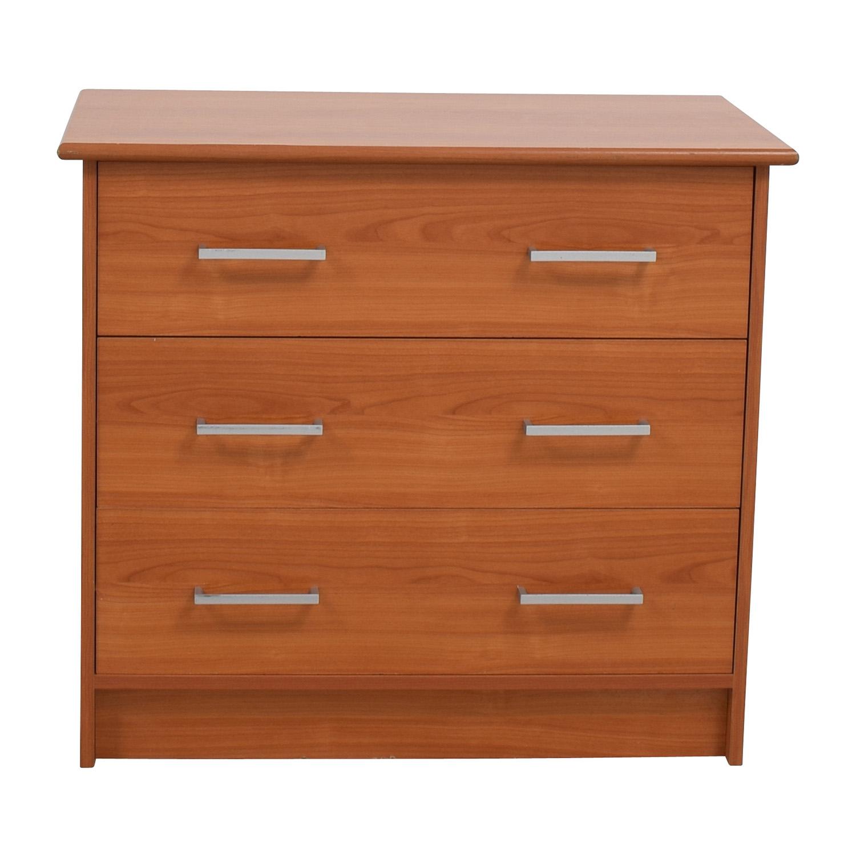 Small Three-Drawer Dresser discount