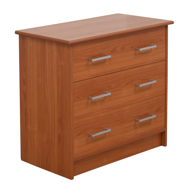 Small Three-Drawer Dresser used