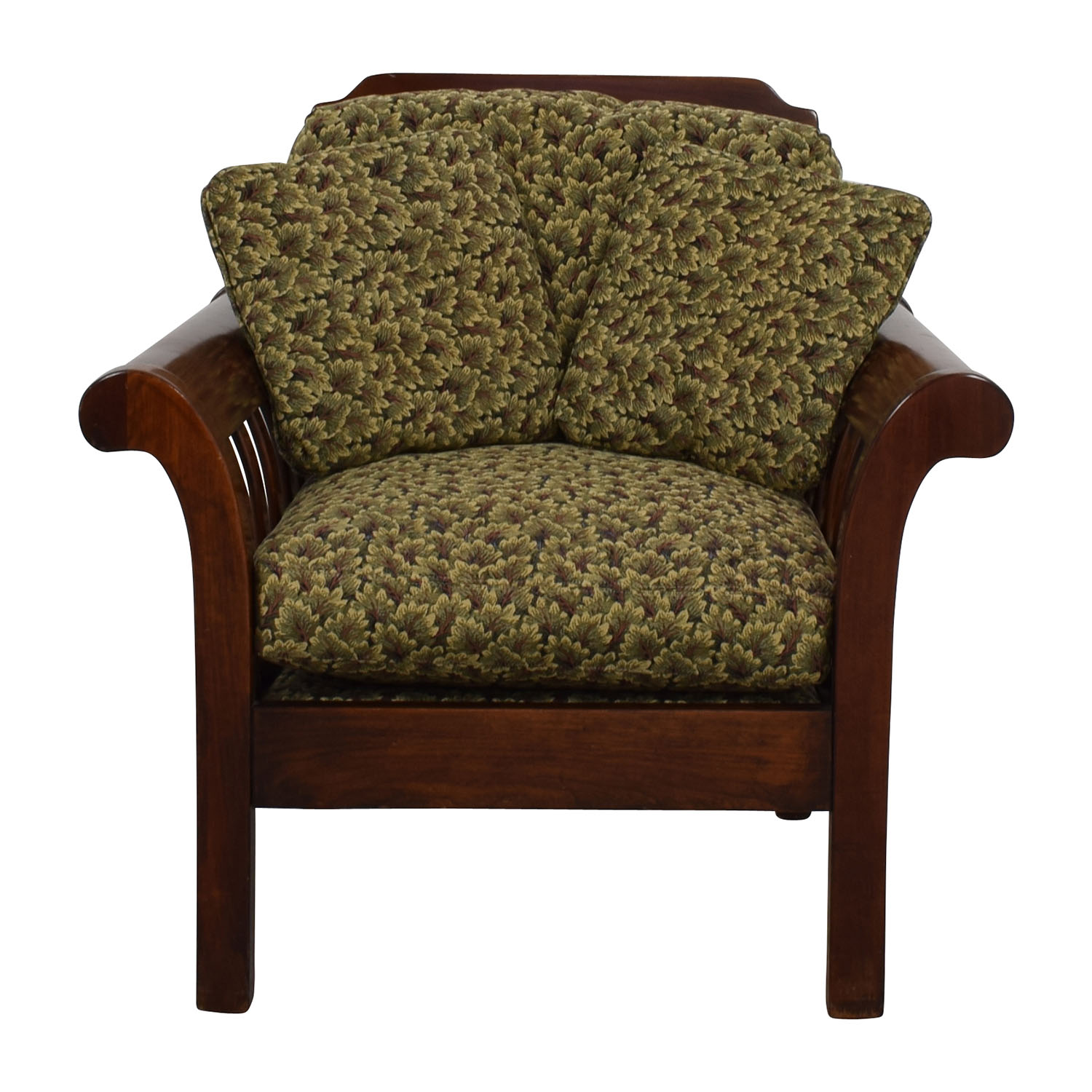 Hickory Chair Company Hickory Chair Company Wood Chair Used ...