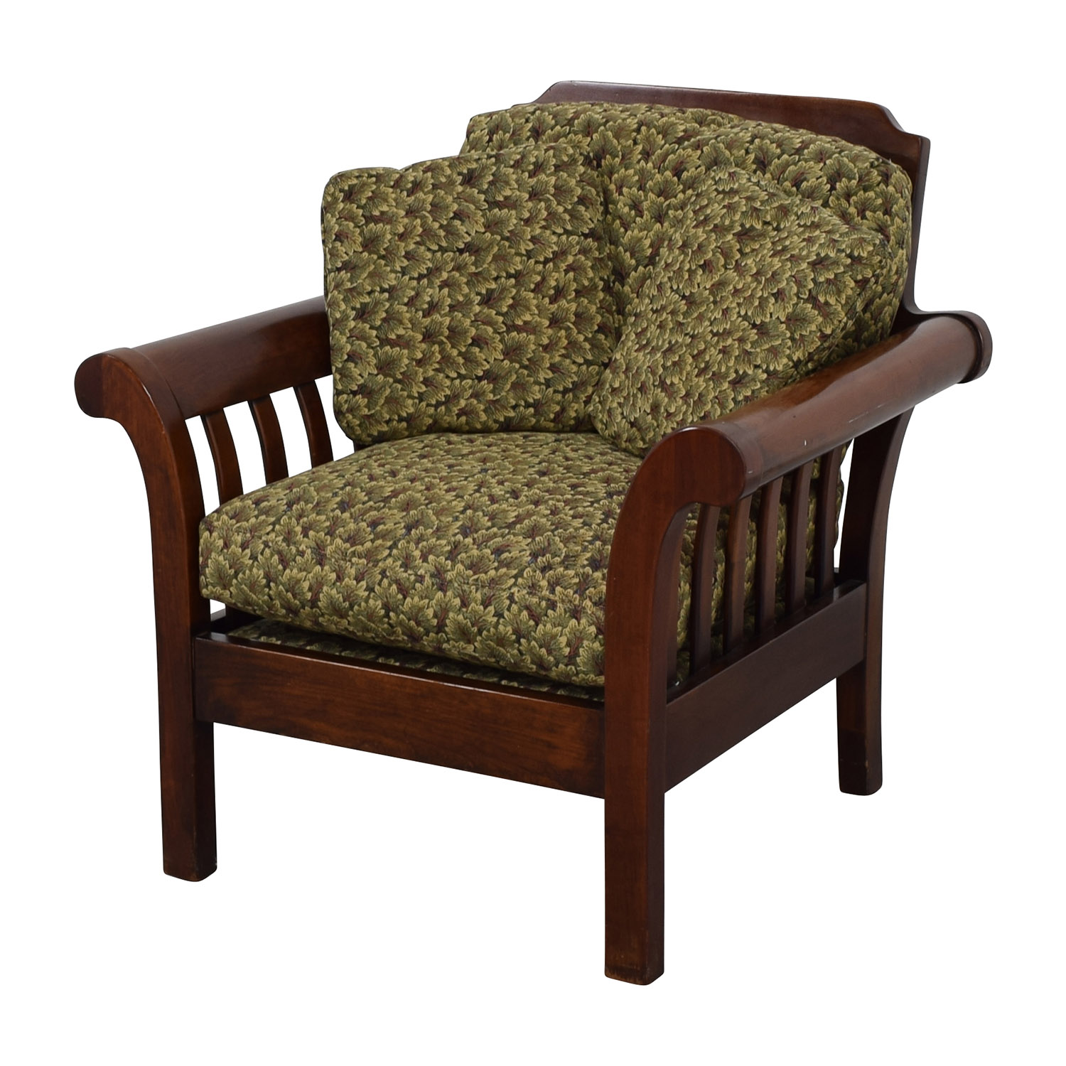 Hickory Chair Company Wood Chair sale