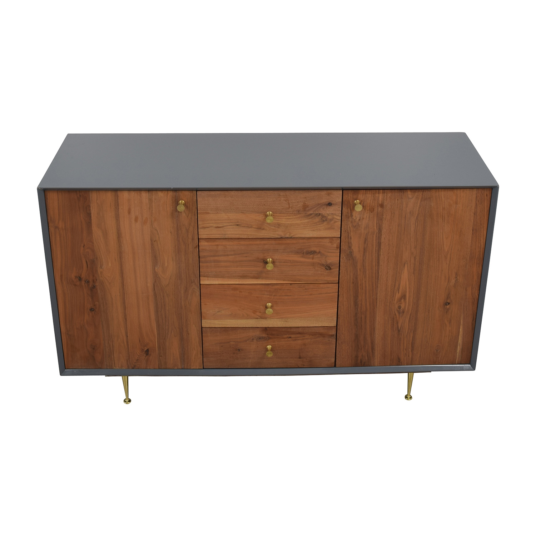Organic Modernism Organic Modernism Cincinatti Credenza Cabinet for sale