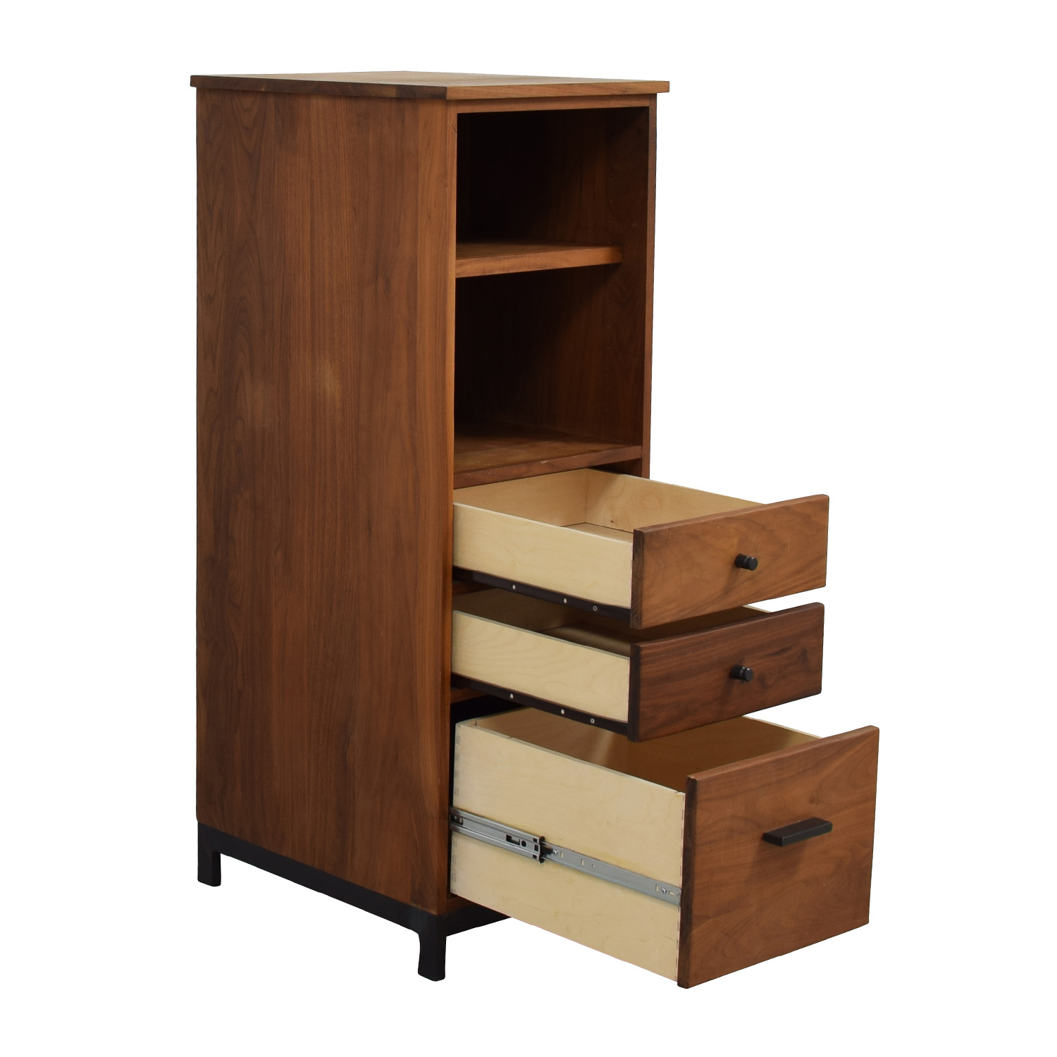 buy Crate and Barrel Tall Dresser or Shelf Crate and Barrel Dressers