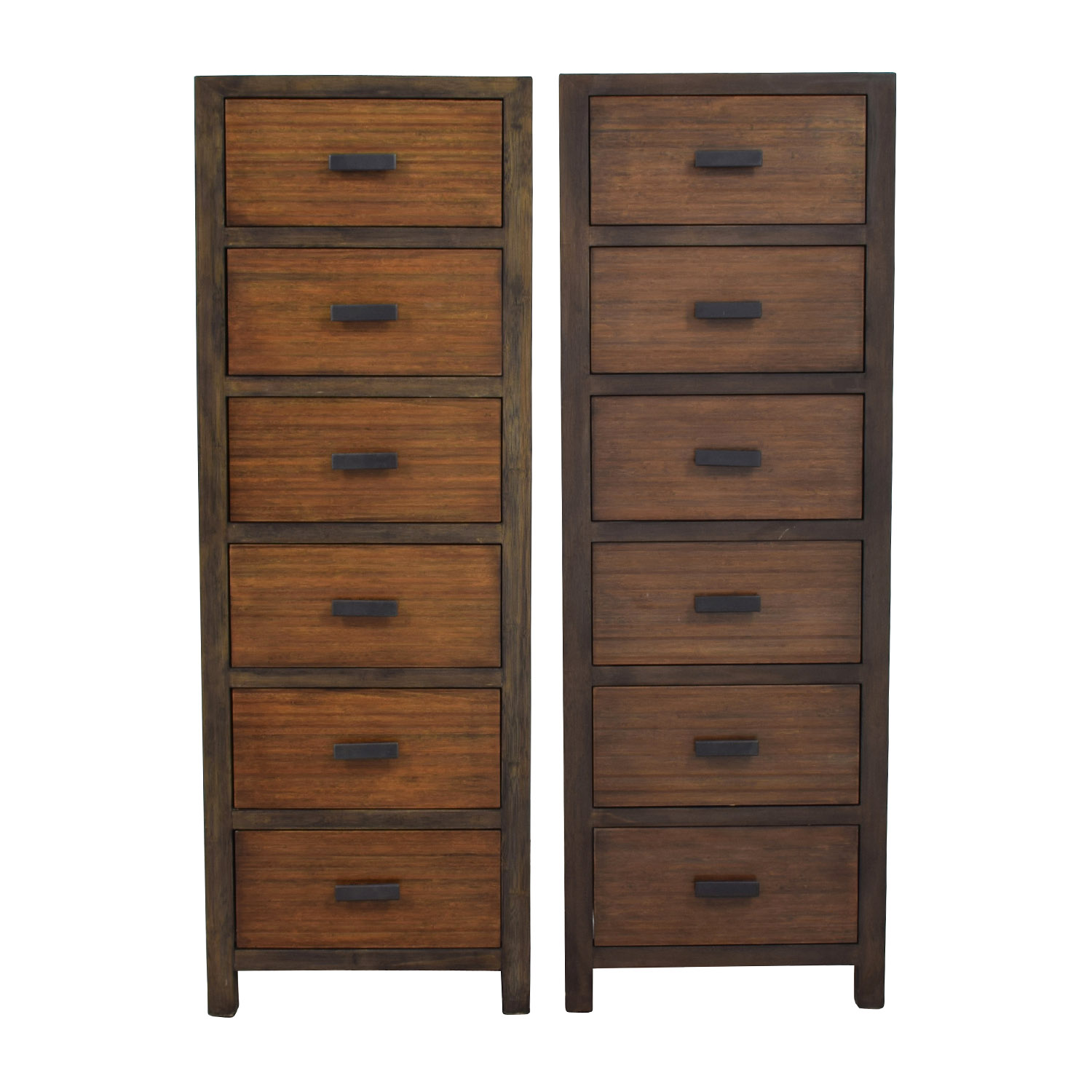 Crate and Barrel Crate & Barrel Del Re Slim Six Drawer Dresser nj