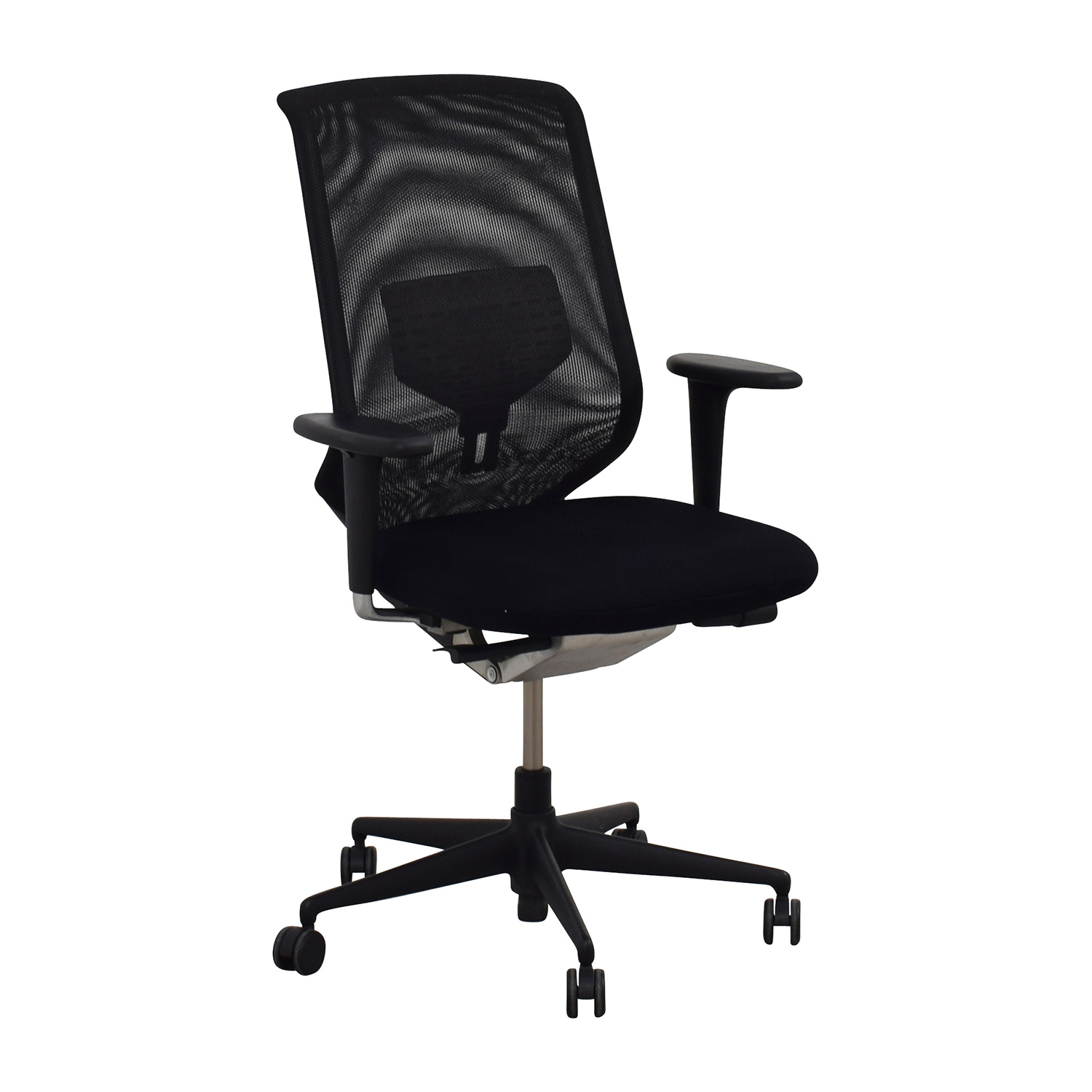 Vitra Vitra Meda Black Chair Home Office Chairs