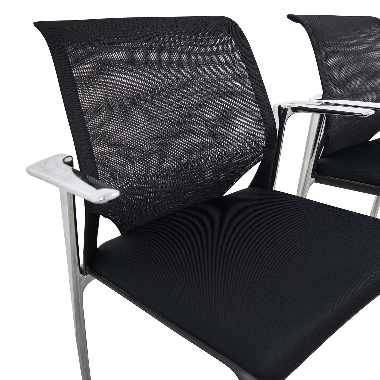 buy Vitra MedaSlim Armchairs Vitra Chairs