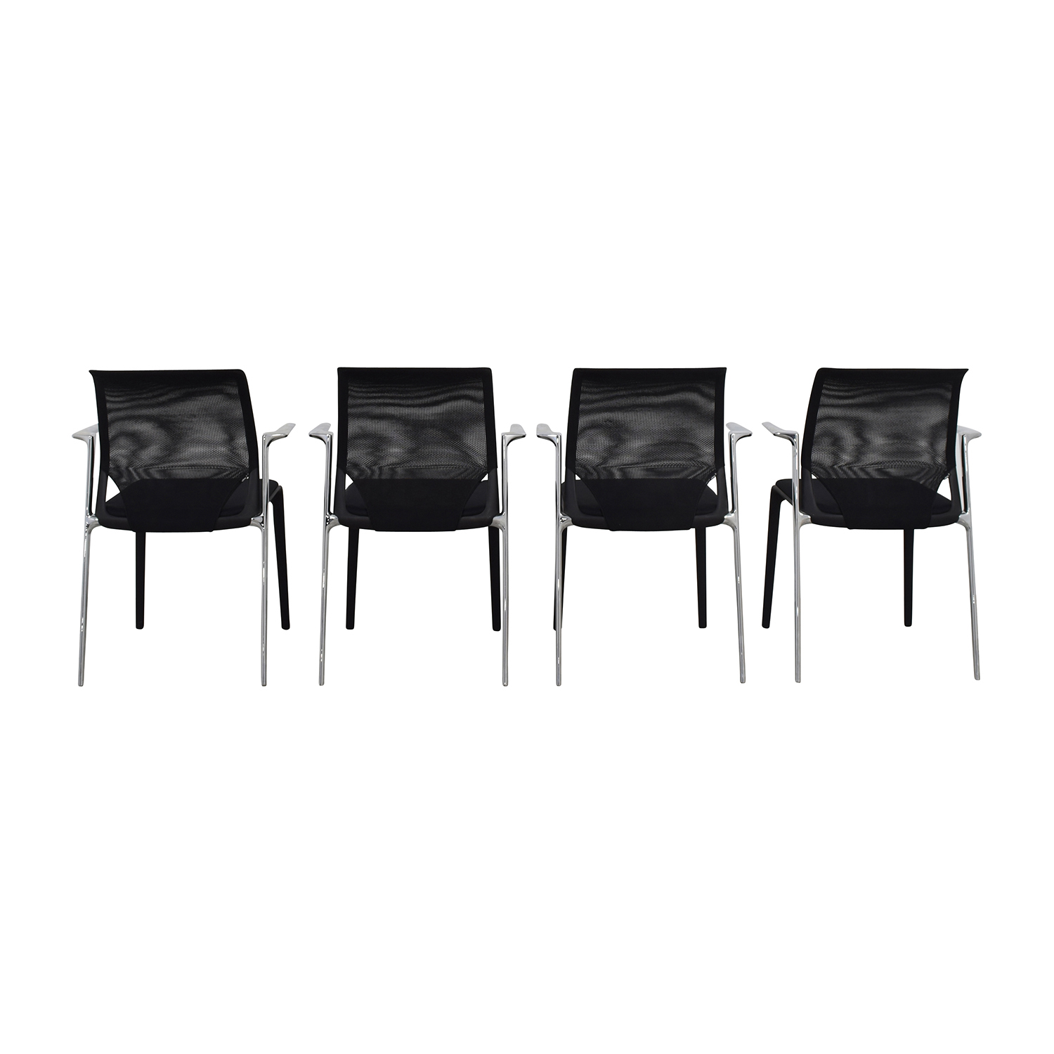 Vitra Vitra MedaSlim Armchairs Accent Chairs