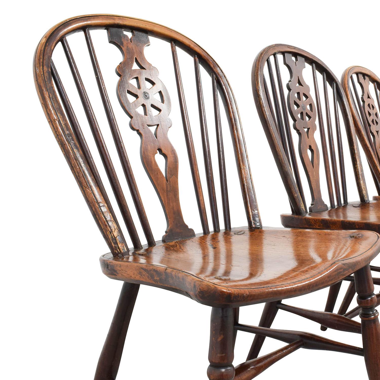 Beau ... Tim Wharton Antiques Tim Wharton Antiques Georgian Windsor Chairs Chairs