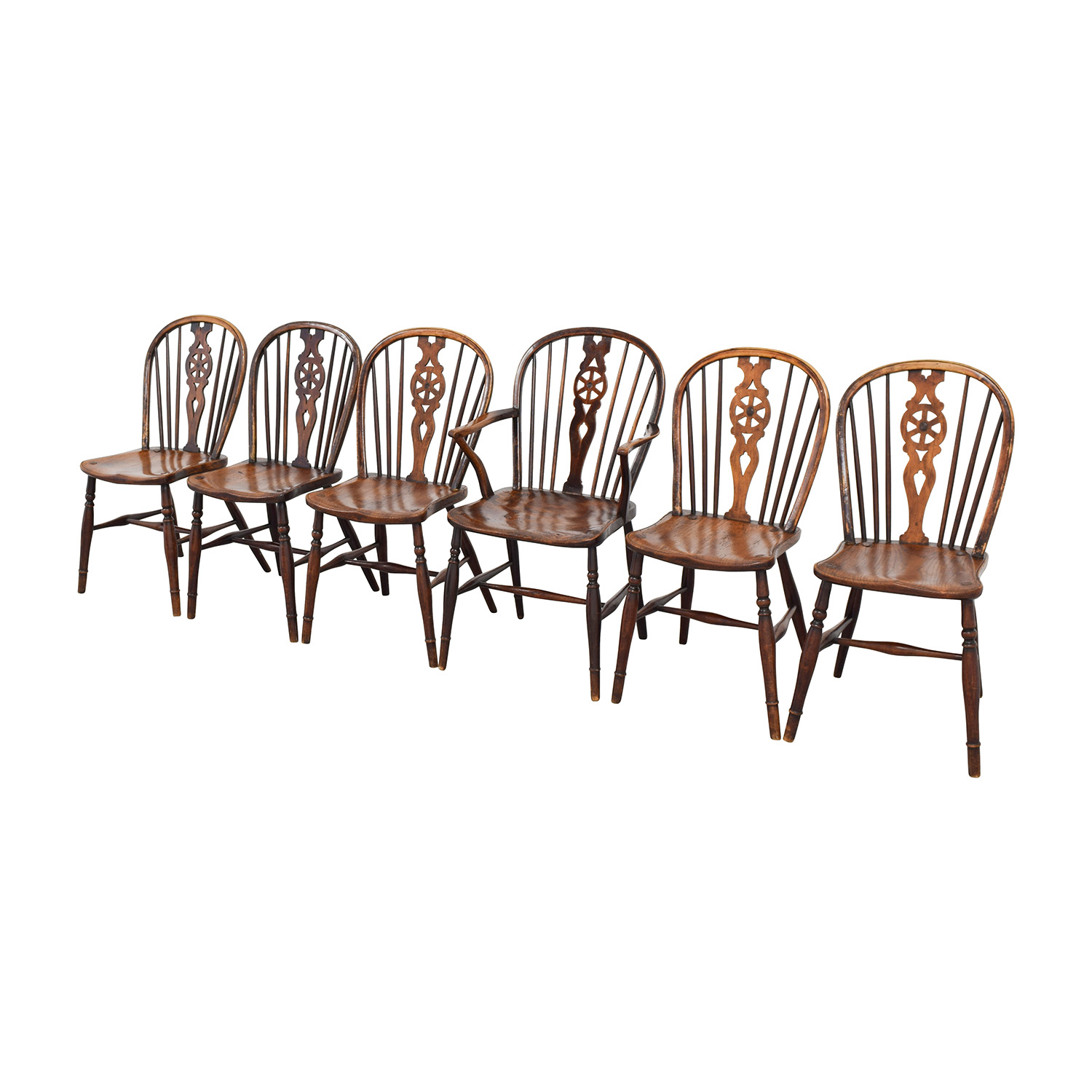buy Tim Wharton Antiques Tim Wharton Antiques Georgian Windsor Chairs online