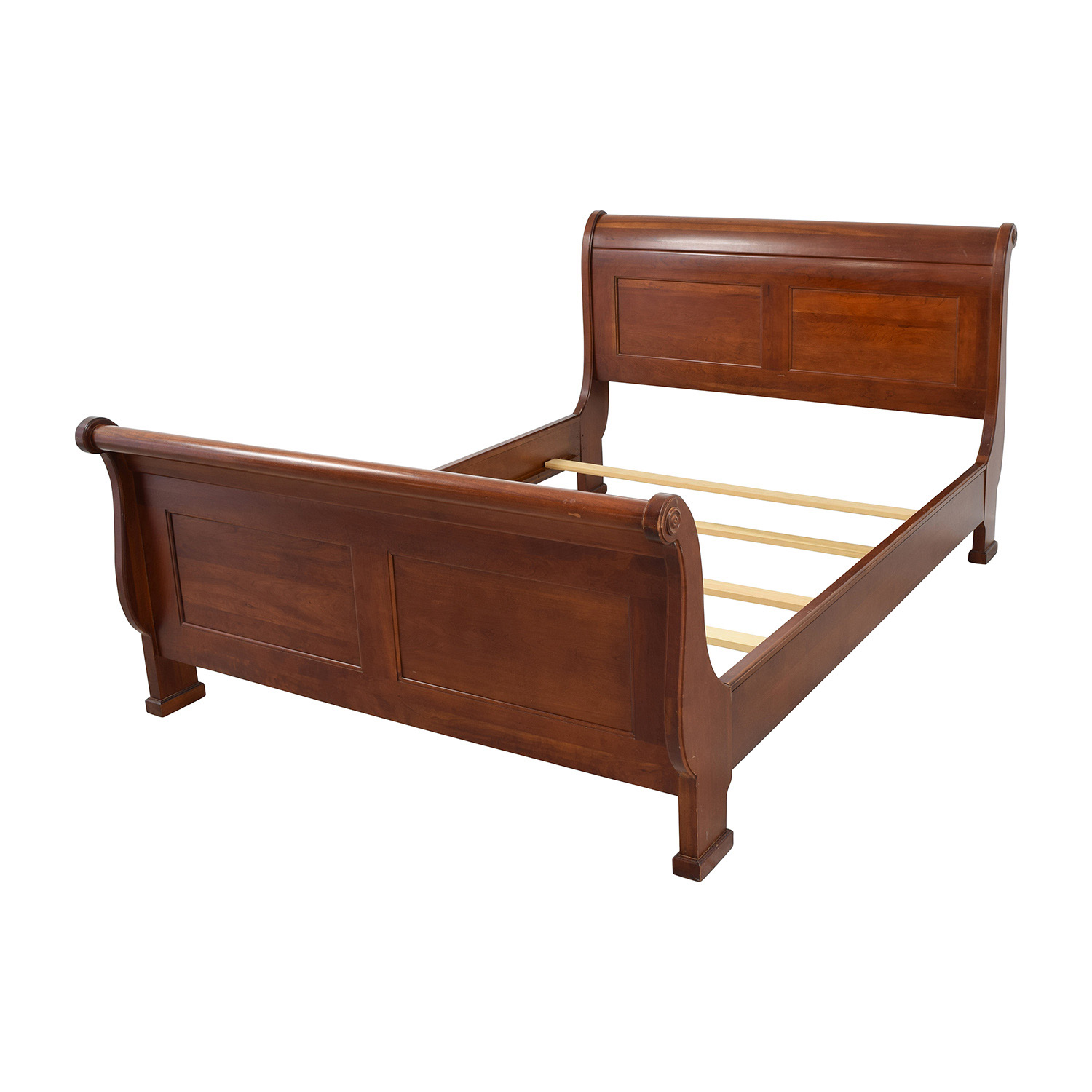 Solid Pine Wood Queen Bedroom 75 Off Solid Cherry Wood