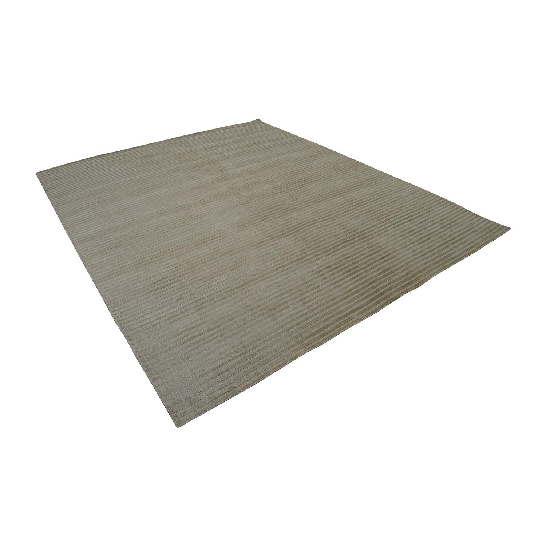 buy Bashian Bashian Beige Wool Rug online