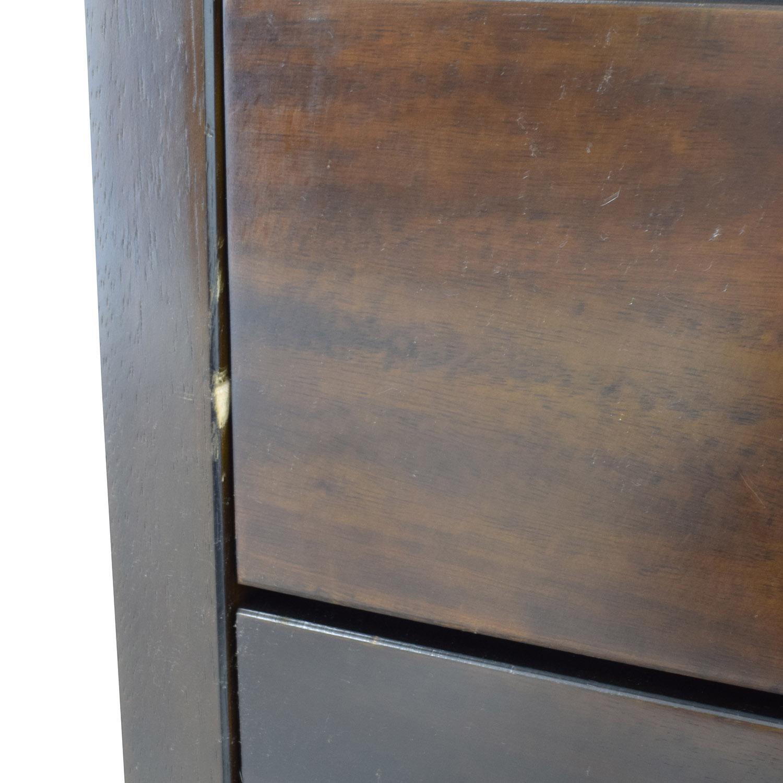 buy Mahogany Five Drawer Dresser online