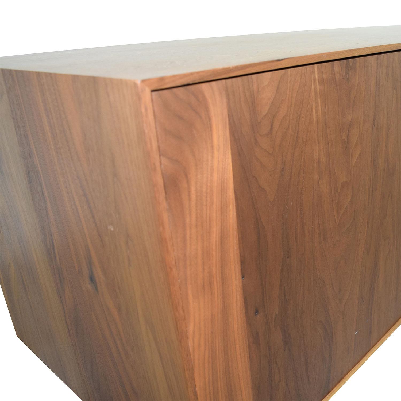 ... Room U0026 Board Room And Board Hudson Media Cabinet ...