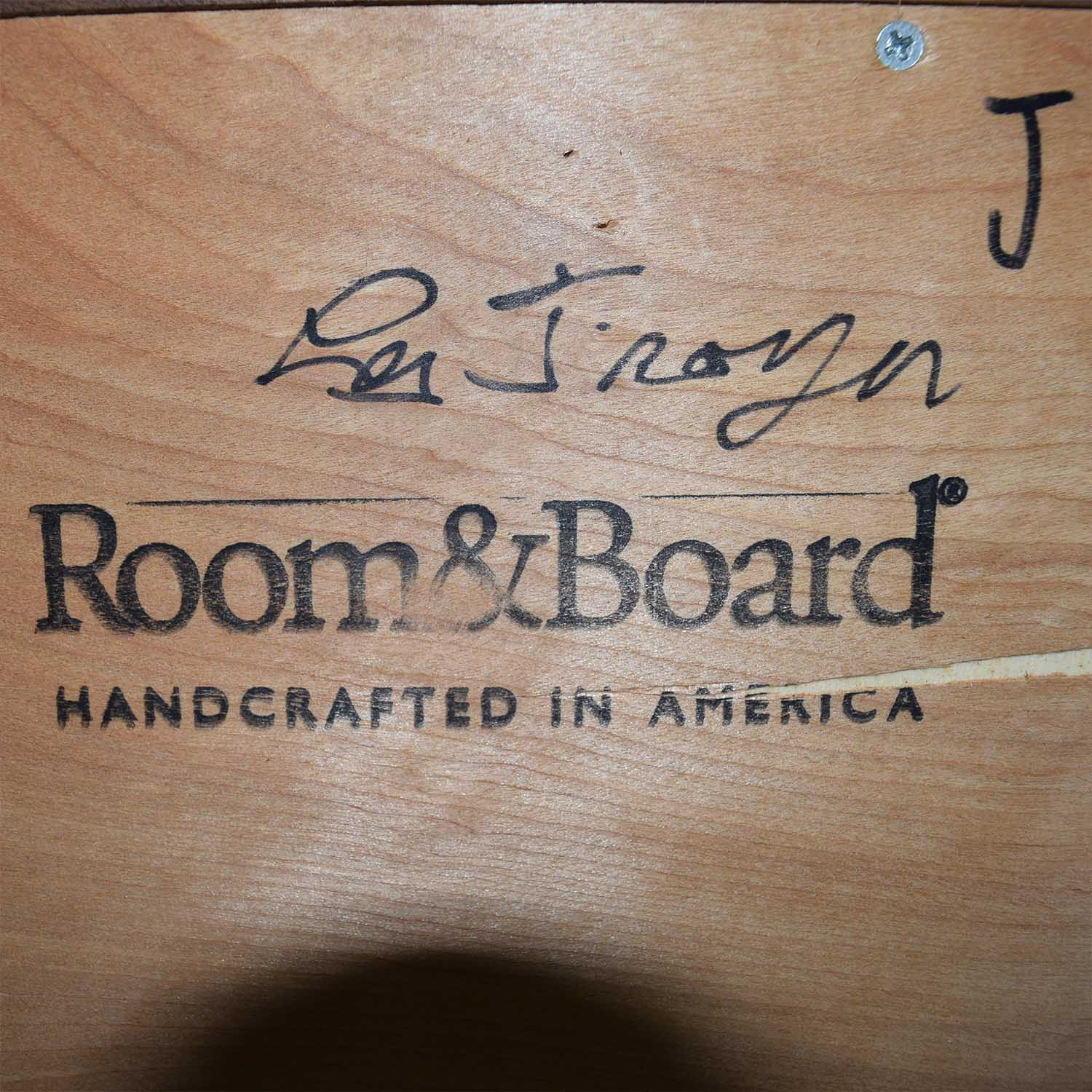 Room & Board Room and Board Hudson Media Cabinet coupon