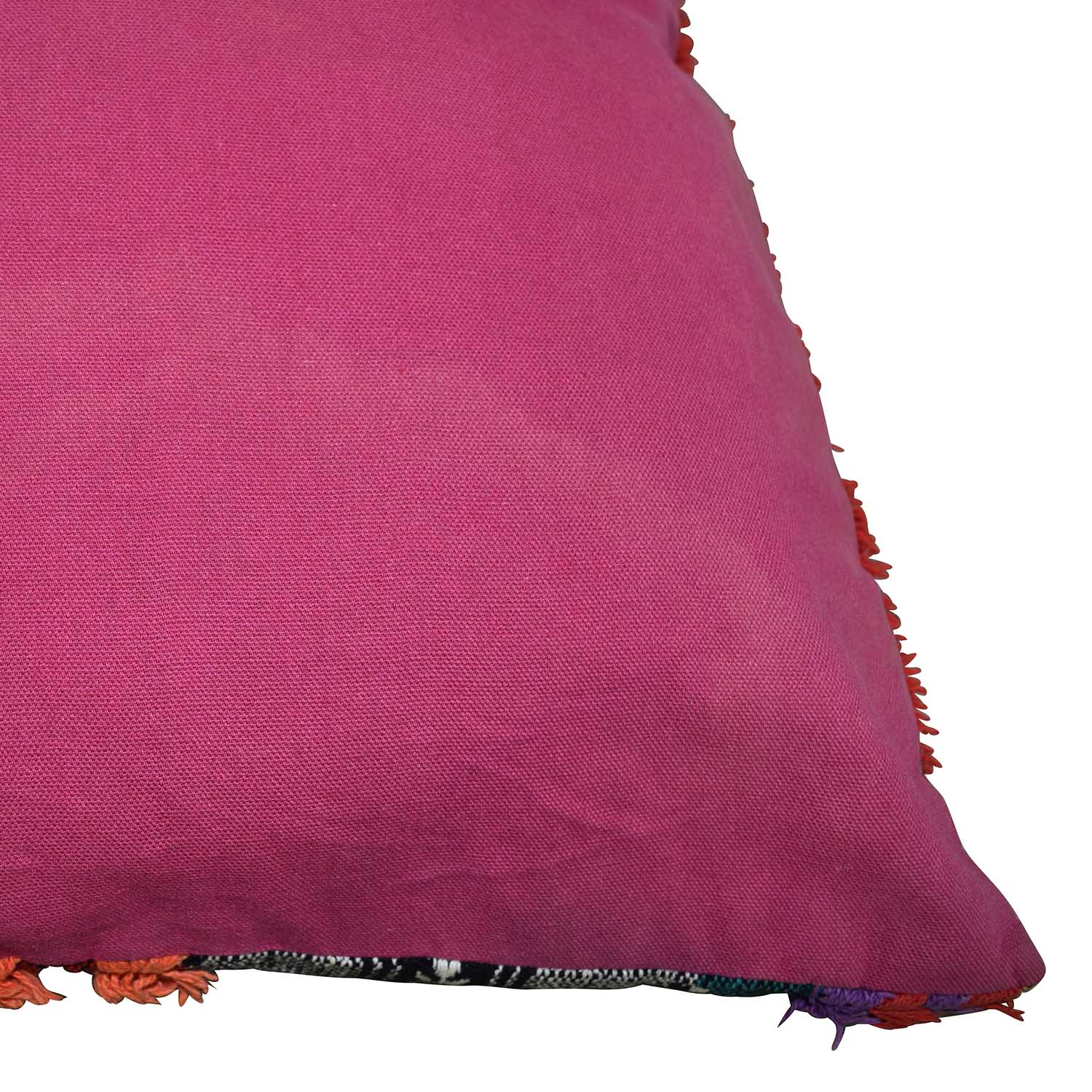 buy Multi-Colored Toss Pillow