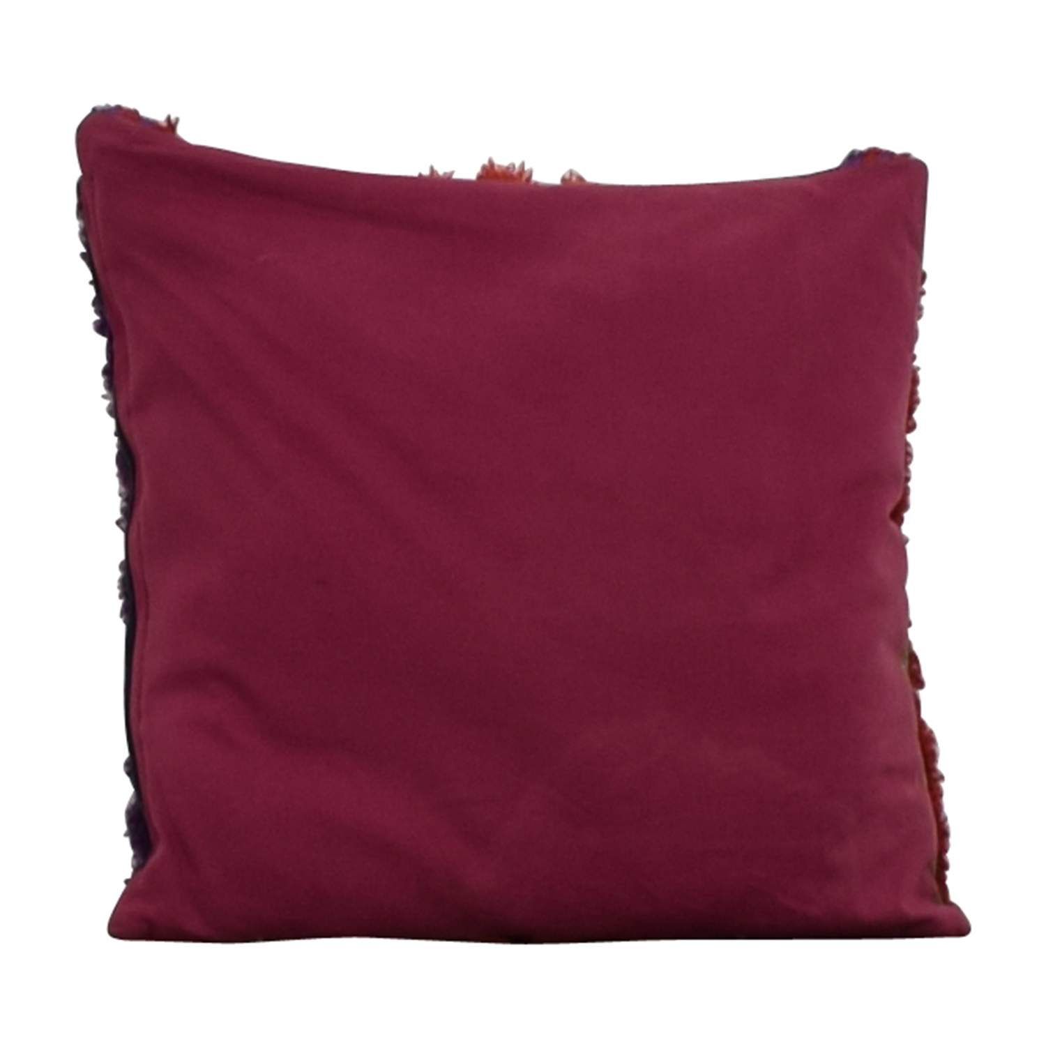 Multi-Colored Toss Pillow sale