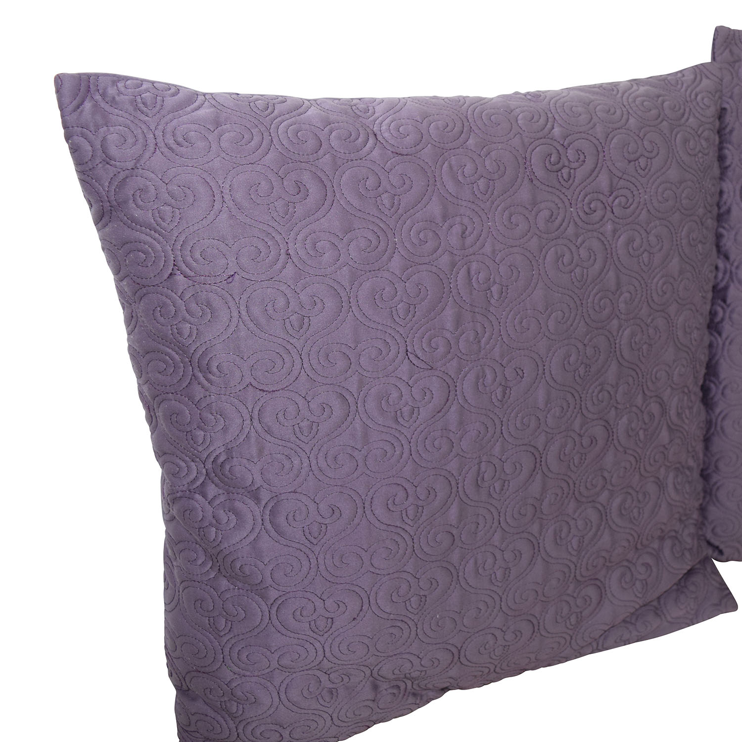 buy Purple Quilted Toss Pillows Decorative Accents