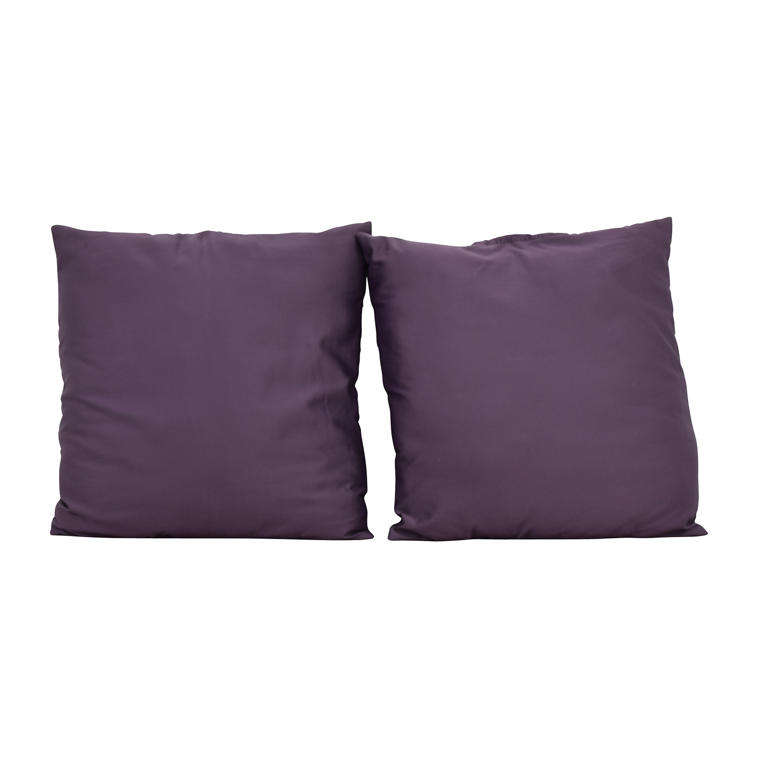 Purple Quilted Toss Pillows coupon