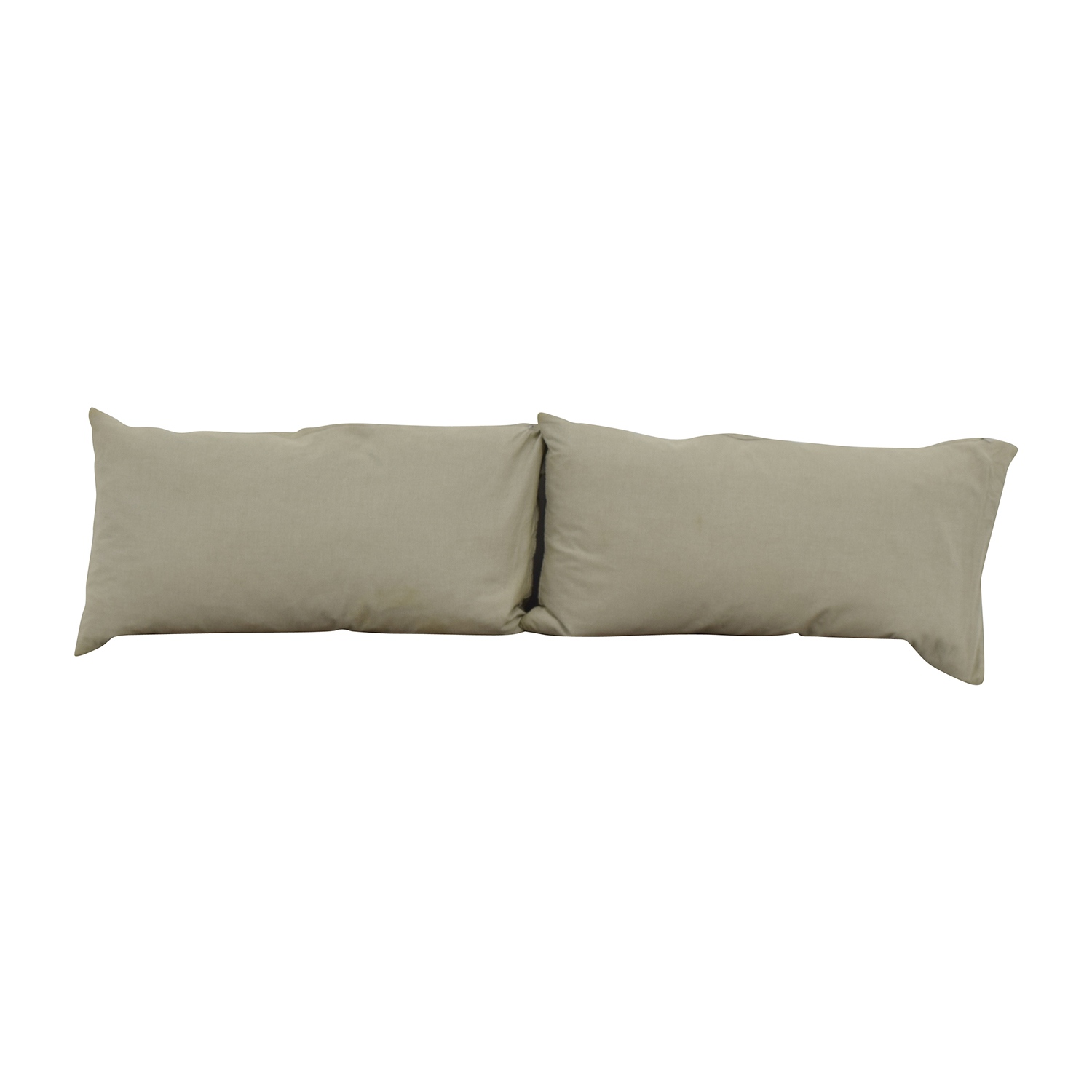 buy Calvin Klein Beige Wave Design Toss Pillows Calvin Klein