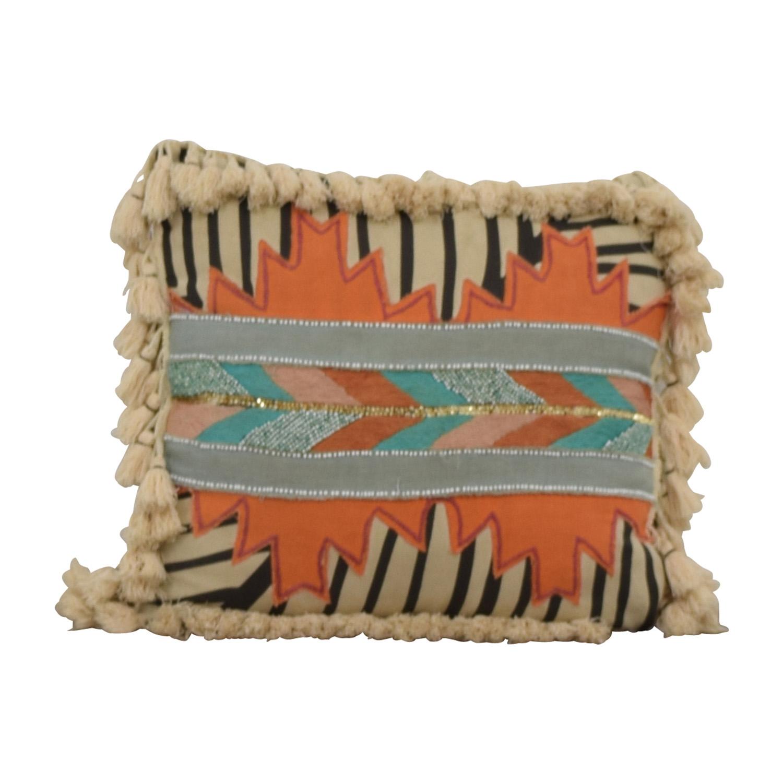 shop Multi-Colored Toss Pillow Decor