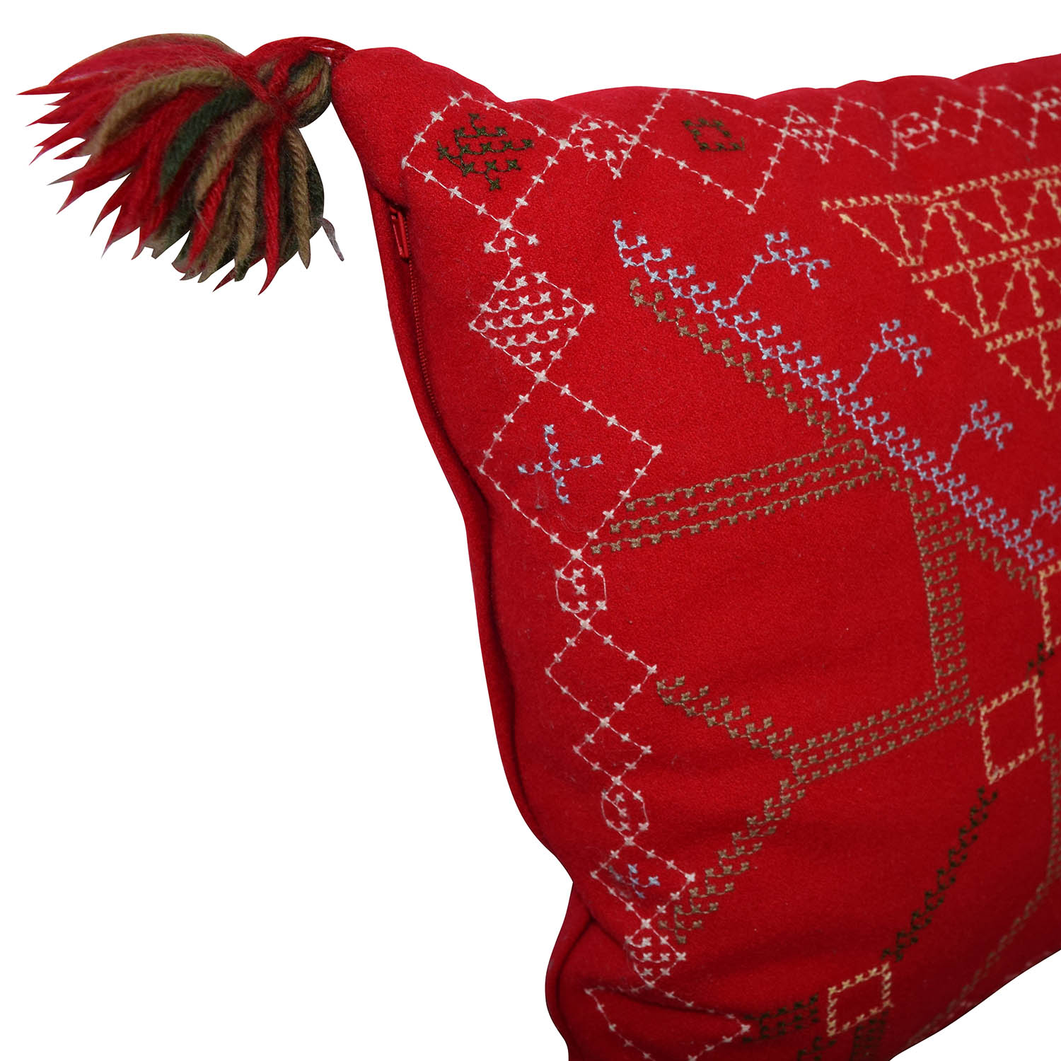 buy Red Decorative Toss Pillows Decorative Accents