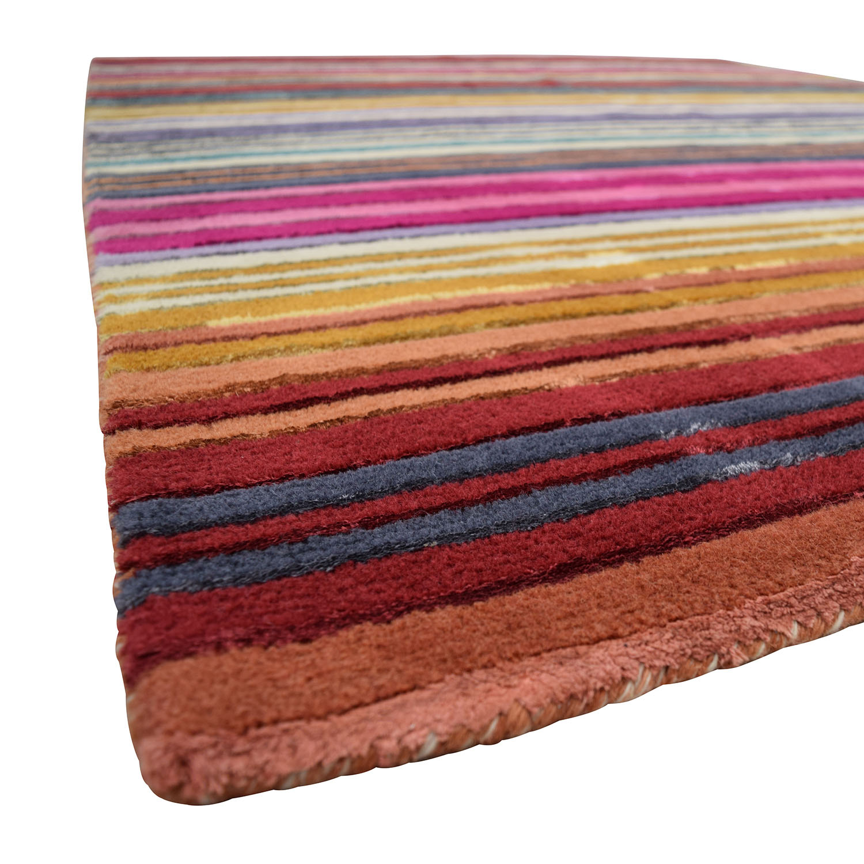 Missoni Missoni Patong Wool Rug used