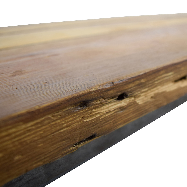 buy Custom Made Reclaimed Wood Table Tables