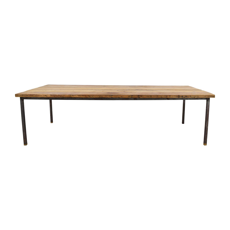 Custom Made Reclaimed Wood Table / Tables