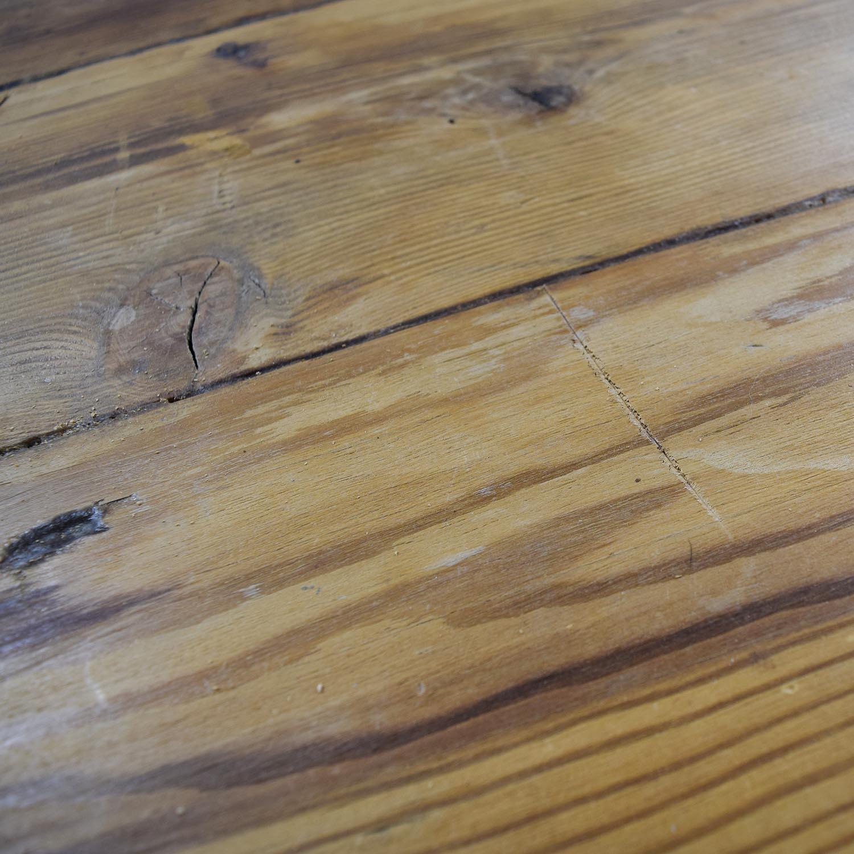 Custom Made Reclaimed Wood Table on sale