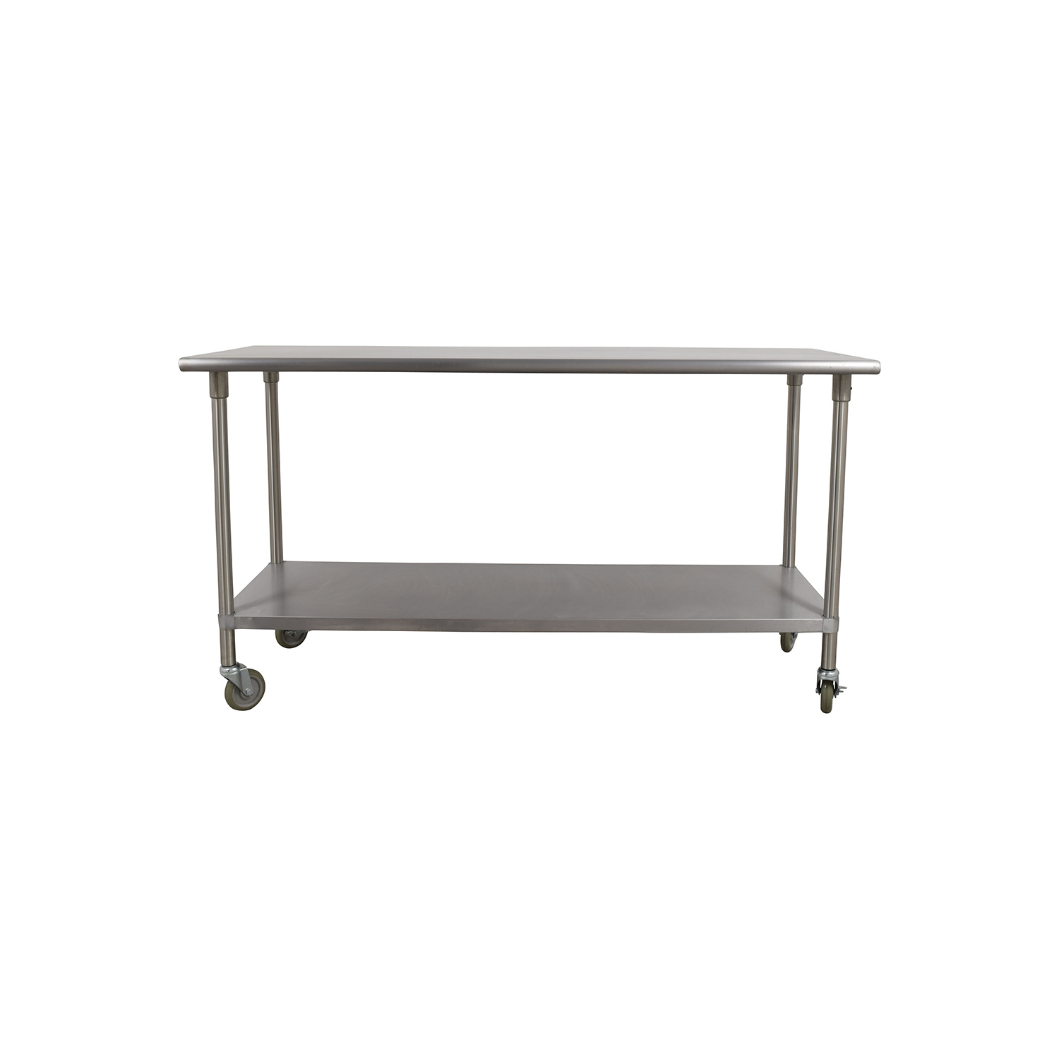 shop Bowery Kitchen Bowery Kitchen Stainless Steel Table online