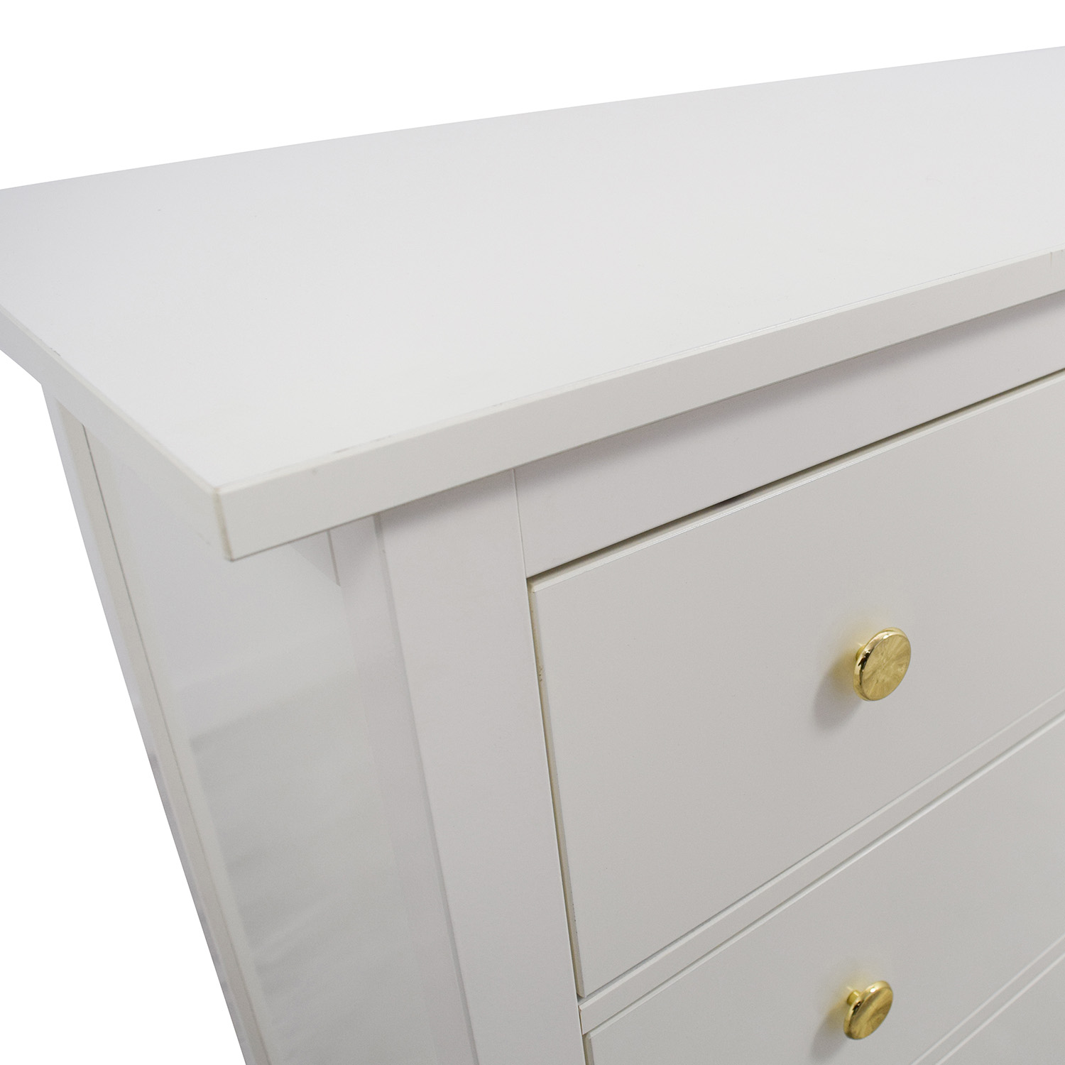 shop IKEA Hemnes Three-Drawer Dresser IKEA