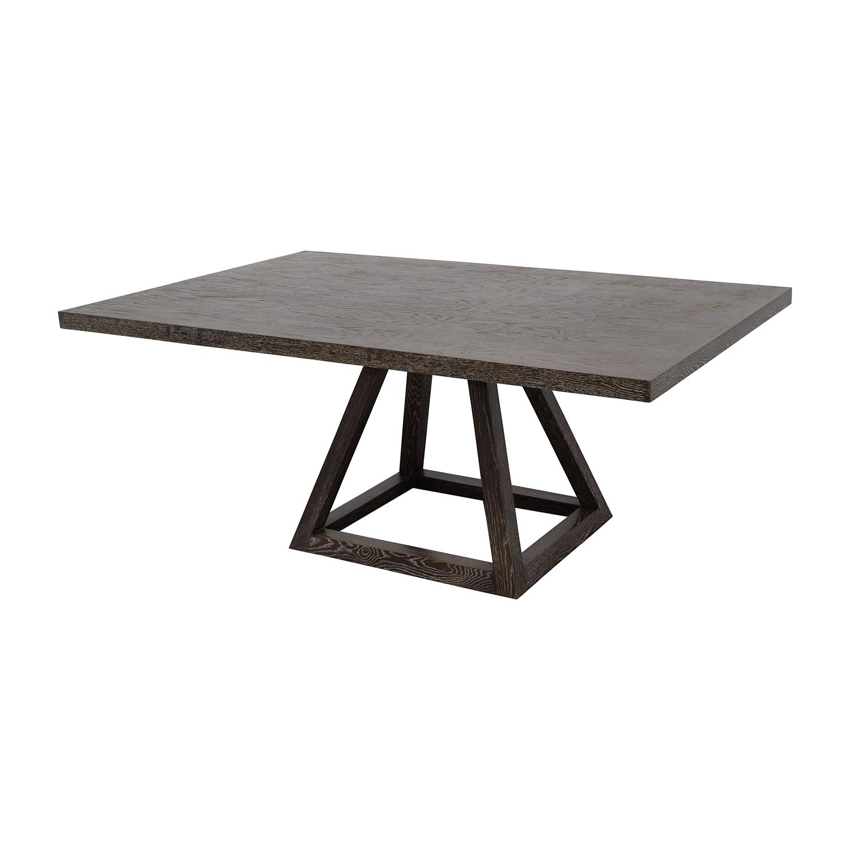 82 off design within reach design within reach dining room table tables - Design within reach bed frame ...