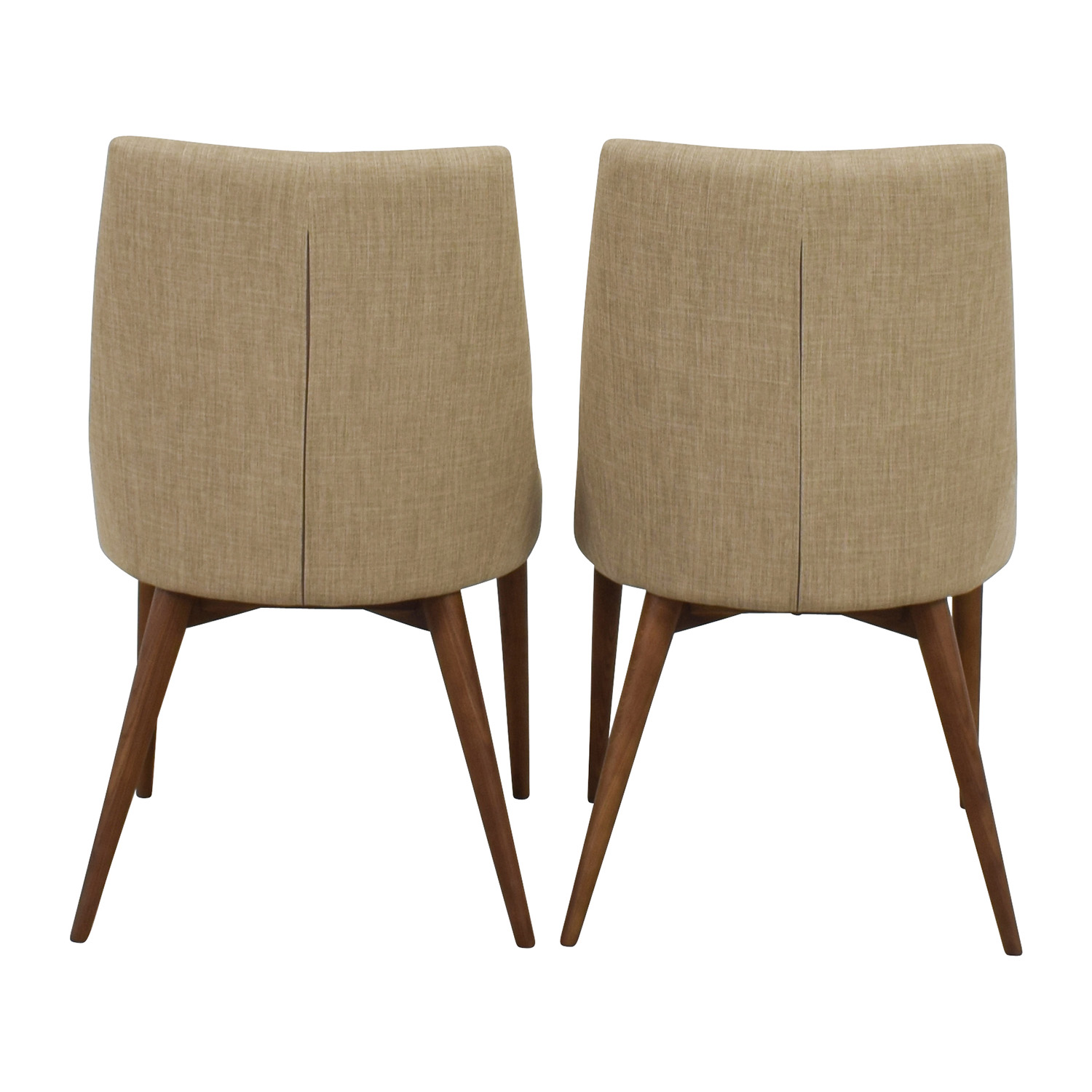 InMod InMod Beige Calais Side Chairs