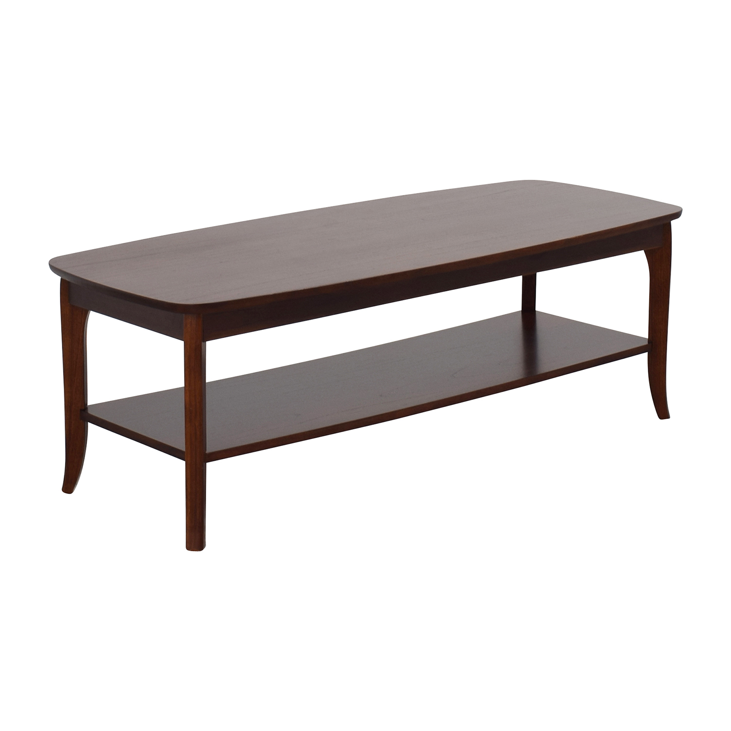 87 Off Pottery Barn Pottery Barn Rectangular Coffee Table Tables