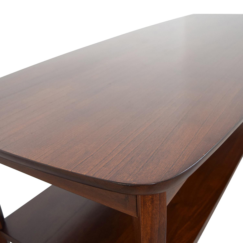 Pottery Barn Pottery Barn Rectangular Coffee Table Tables