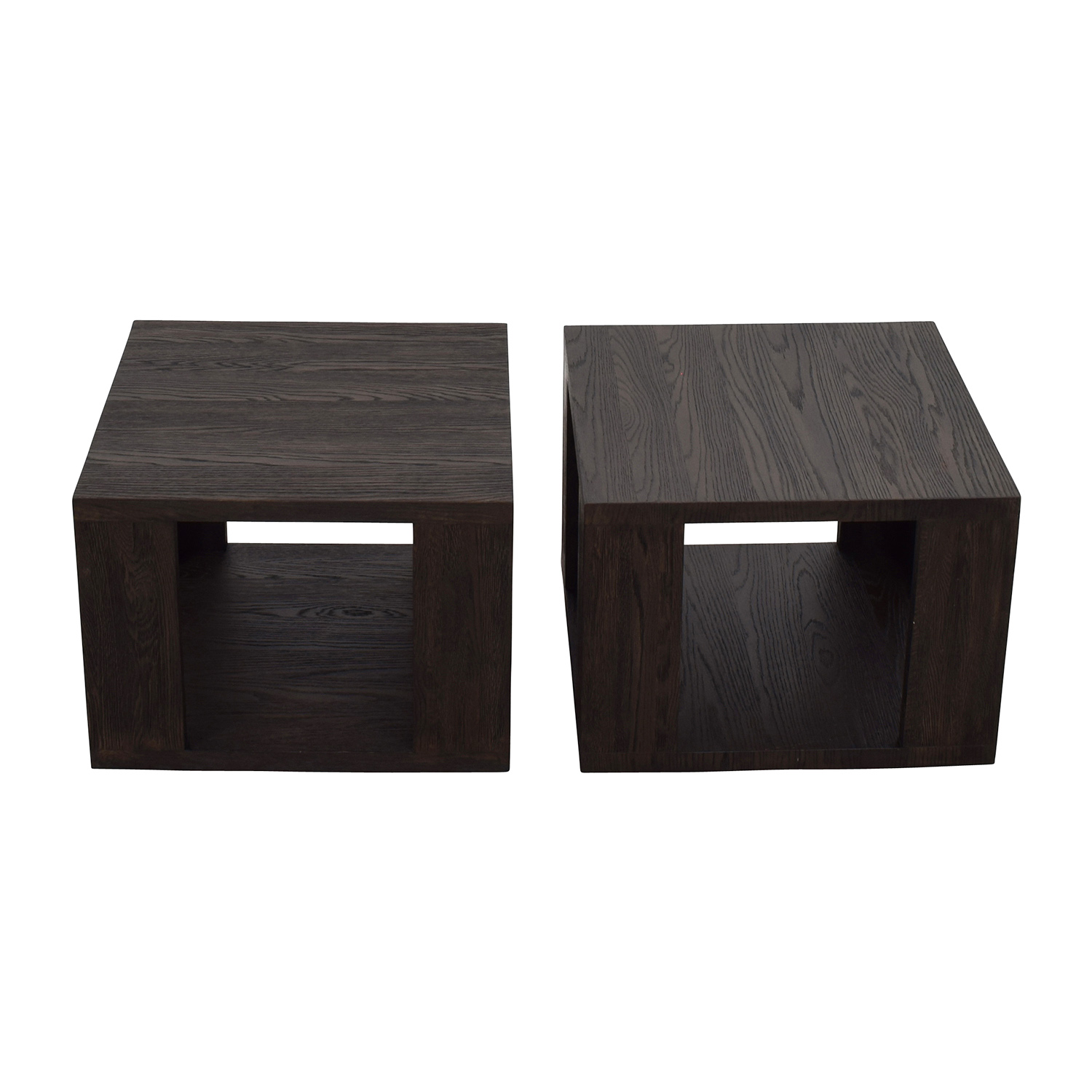 shop Restoration Hardware Hayes Square Side Table Restoration Hardware End Tables