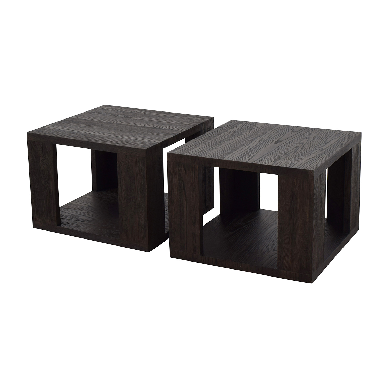 Restoration Hardware Restoration Hardware Hayes Square Side Table second hand