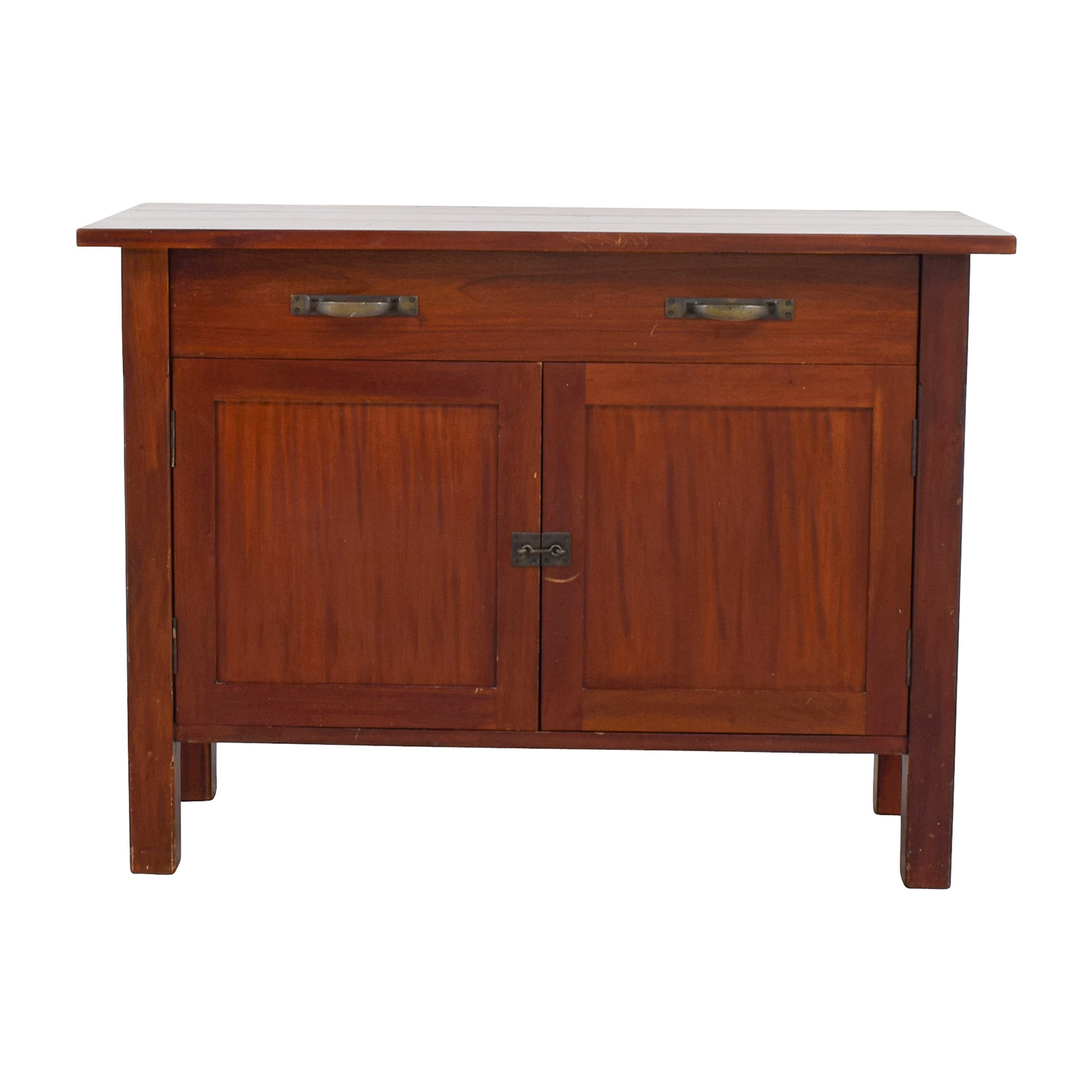 buy Pottery Barn Medium Sideboard with Storage Pottery Barn Cabinets & Sideboards