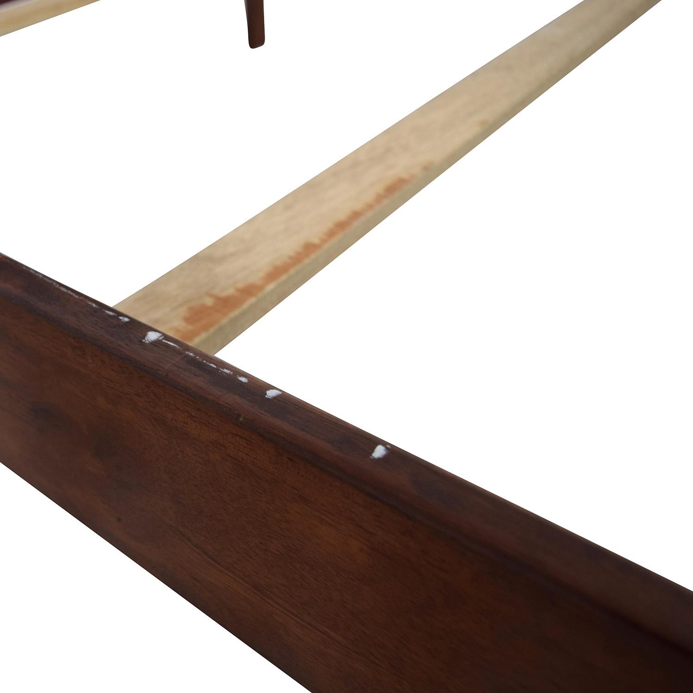 shop Queen Wooden Bed Frame Beds