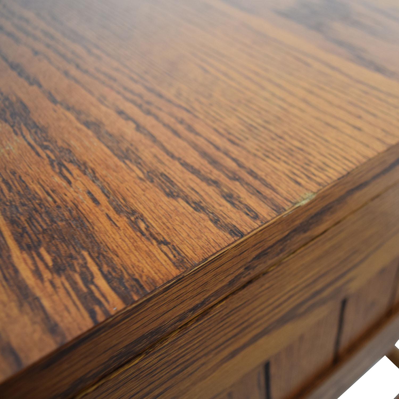Lexington Recollections Lexington Recollections Oak Desk brown
