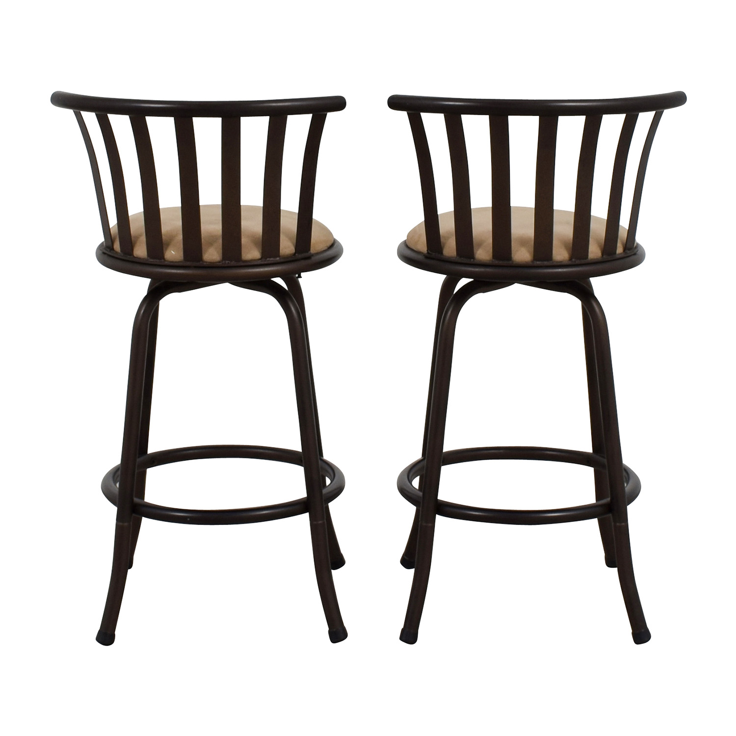 Awesome 63 Off Target Target Metal Barstools Chairs Spiritservingveterans Wood Chair Design Ideas Spiritservingveteransorg