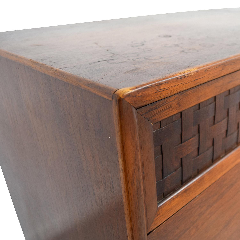 Vintage Mid-Century Modern Five-Drawer Dresser