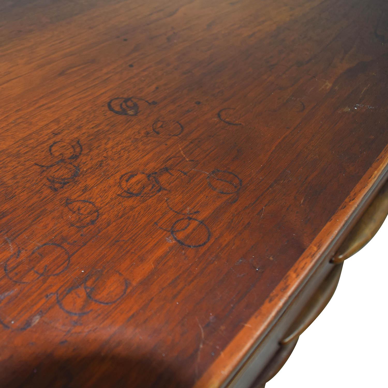 Vintage Mid-Century Modern Five-Drawer Dresser / Storage