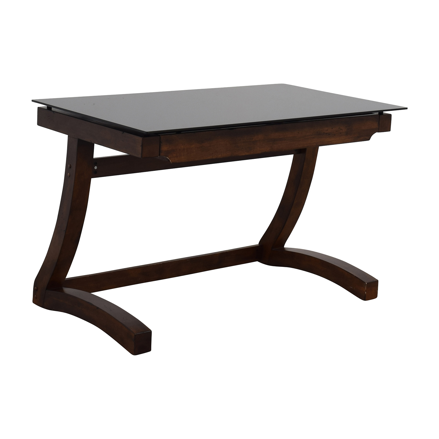 Raymour & Flanigan Computer Table and Chair / Home Office Desks