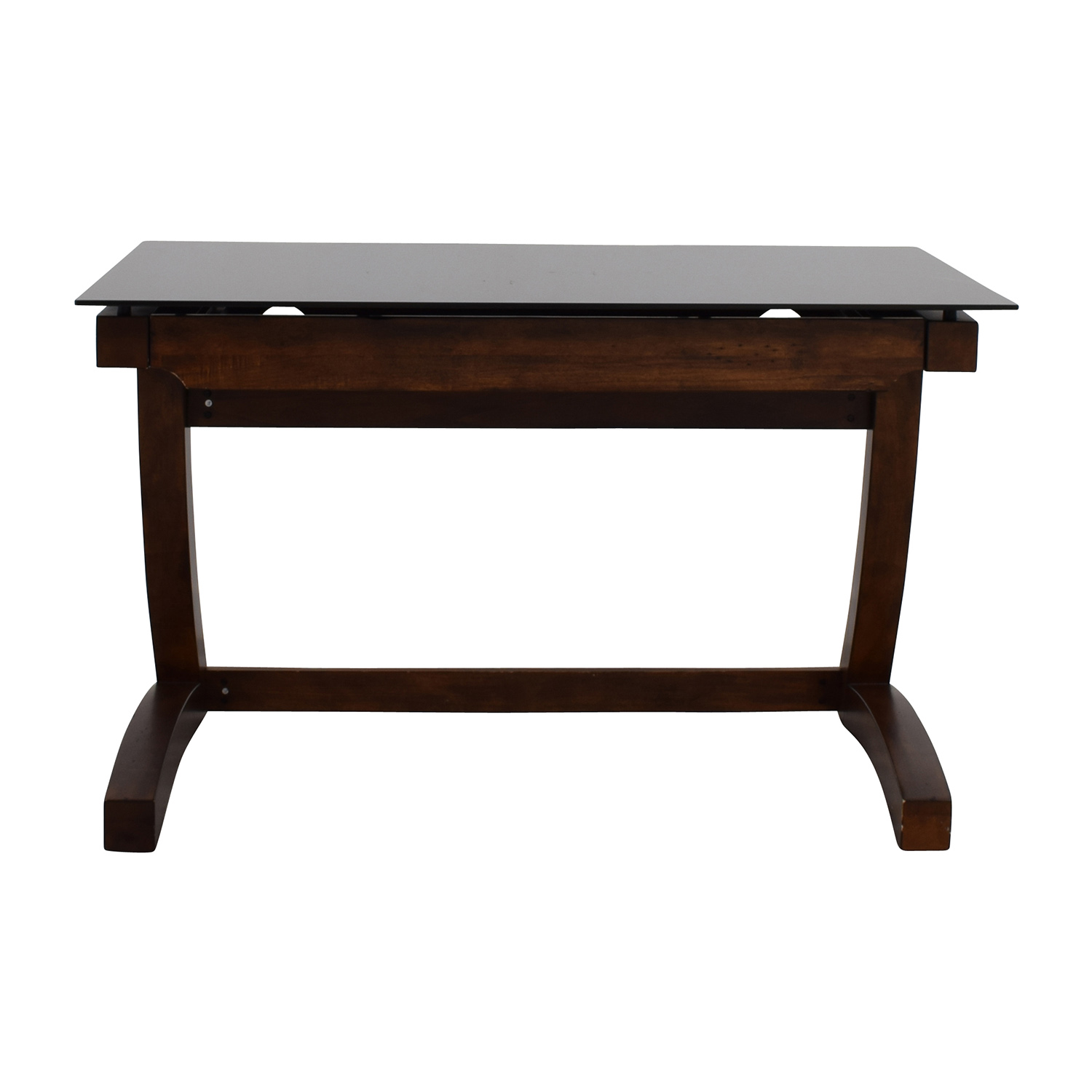 Raymour & Flanigan Computer Table and Chair sale