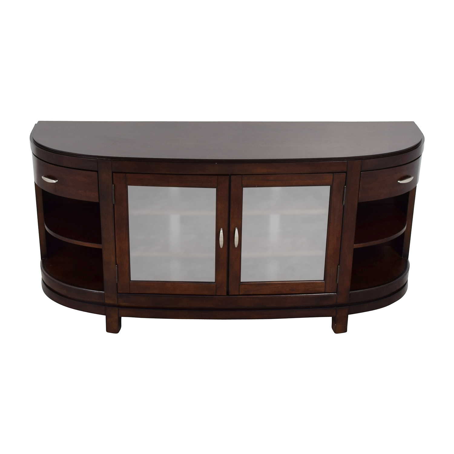 Raymour & Flanigan Raymour & Flanigan Avalon 67 TV Console brown