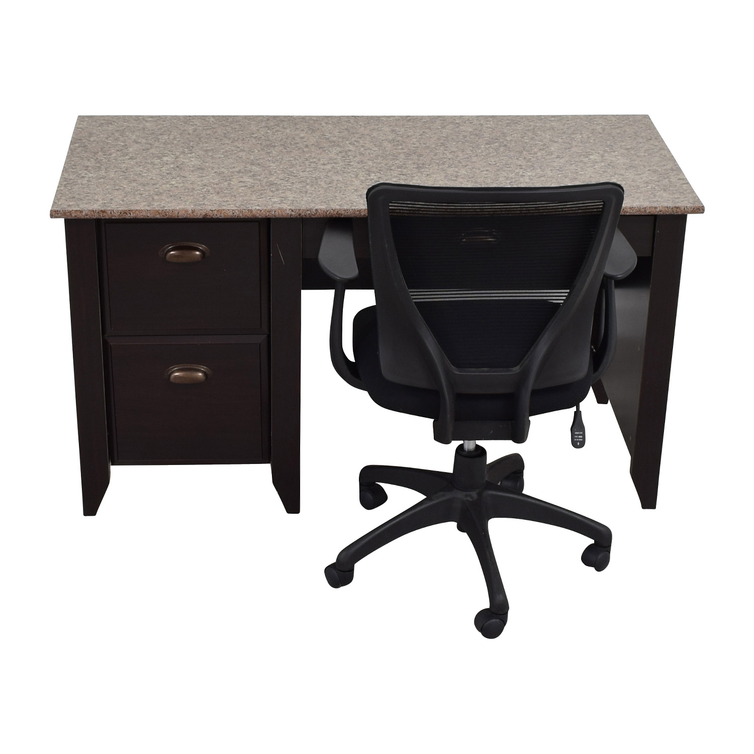 Computer Table with Office Chair for sale